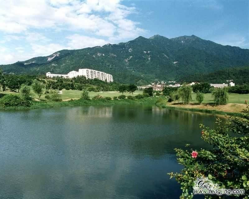 惠州市博罗县长宁镇罗浮山国家5a级明胜风景区