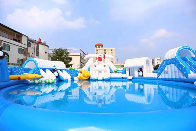 【大夫山】13米巨龙滑梯~水上乐园1大1小特惠(原价99)