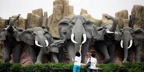 湖南长沙生态动物园
