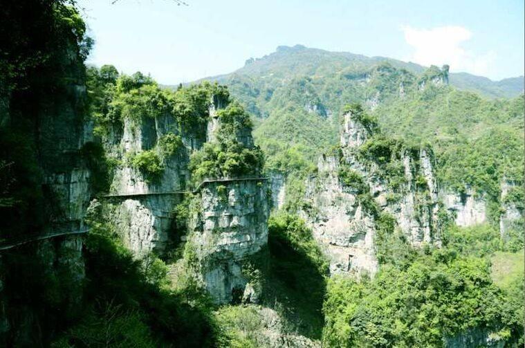 清江方山风景区