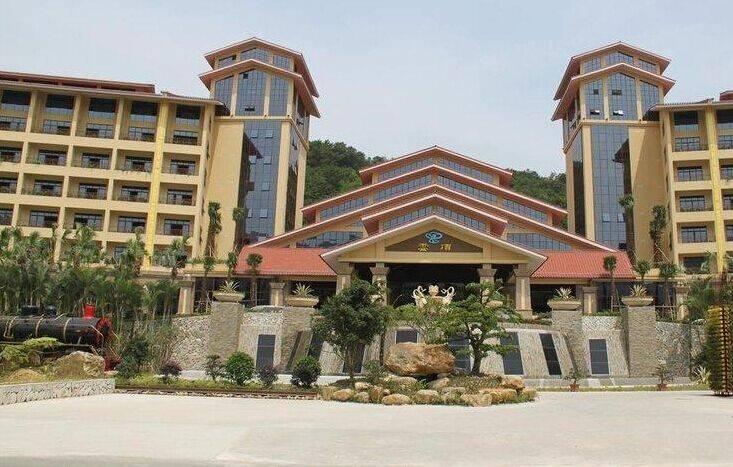 惠州南昆山云頂溫泉度假村