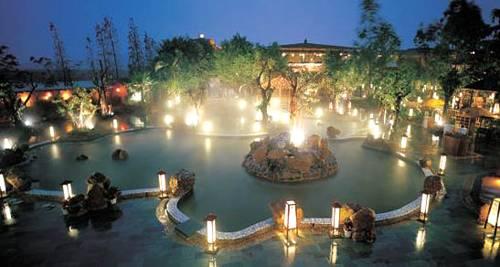 珠海御温泉酒店