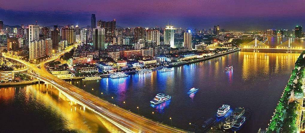 【珠江夜游】广州塔码头