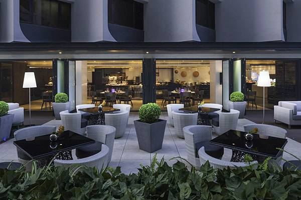 香港馬可孛羅港威酒店