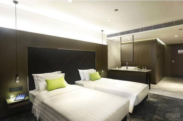 香港荃灣旭逸酒店