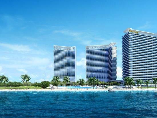 惠州双月湾檀悦都喜天丽度假酒店