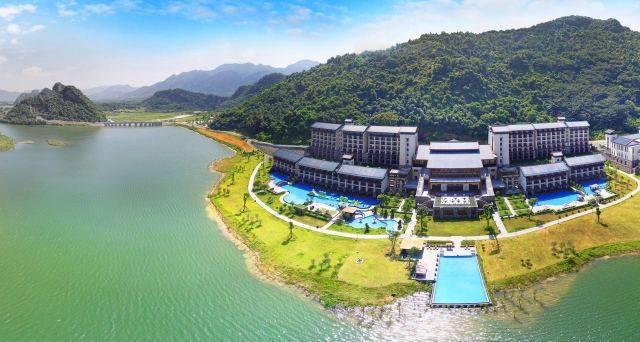 英德宝晶宫天鹅湖度假酒店