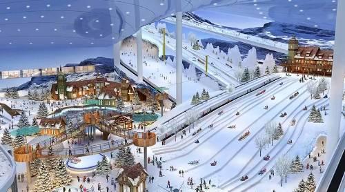 廣州融創雪世界