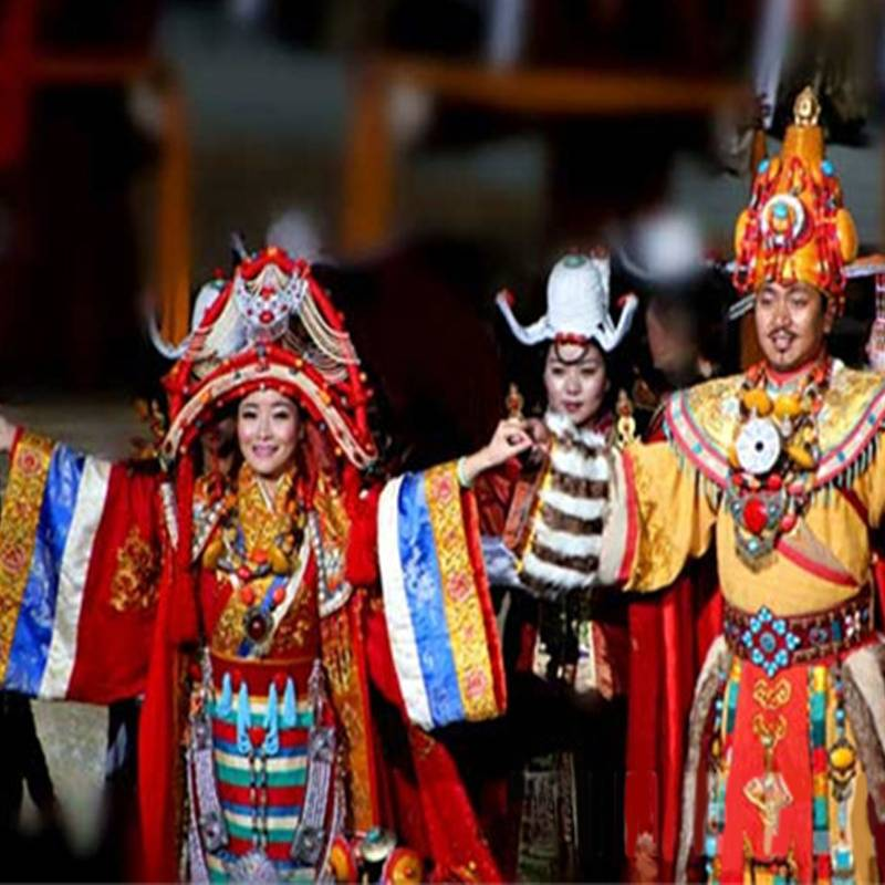 <【飞猪】拉萨文成公主大型实景剧演出门票 赠市区酒店接送380