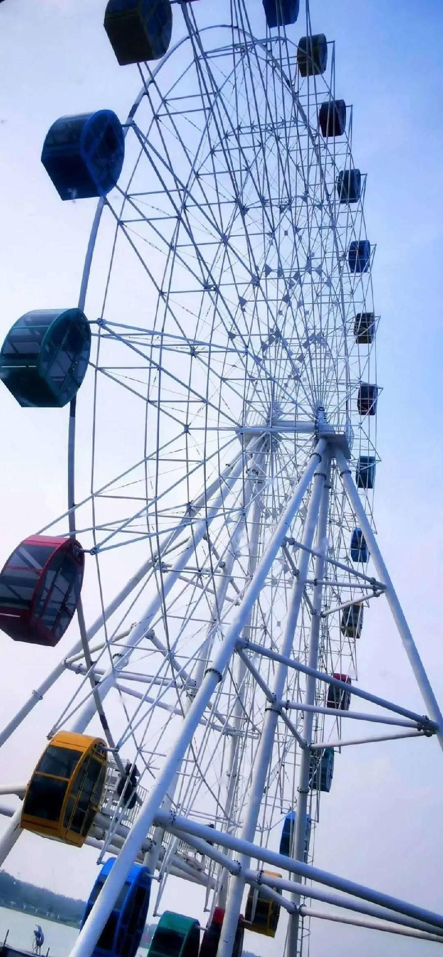 (北京顺义)摩天轮-水上公园19.9元/人(平日周末通用,提前一天预约)