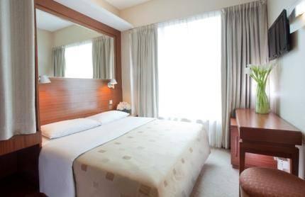 香港西九龍絲麗酒店(原名帝豪九龍酒店)