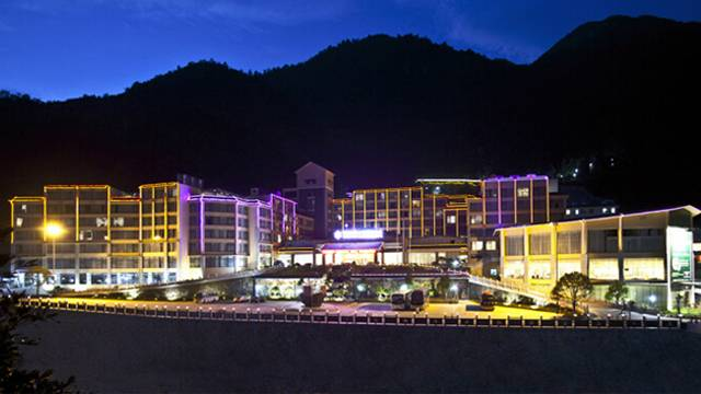 郴州莽山森林温泉酒店