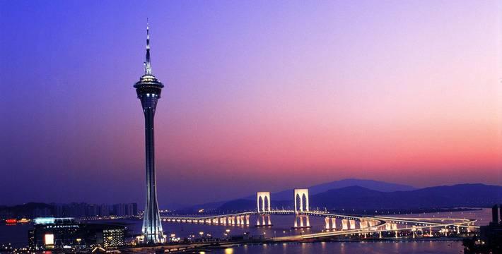 澳门旅游观光塔 Macau Tower Convention & Entertainment Centre
