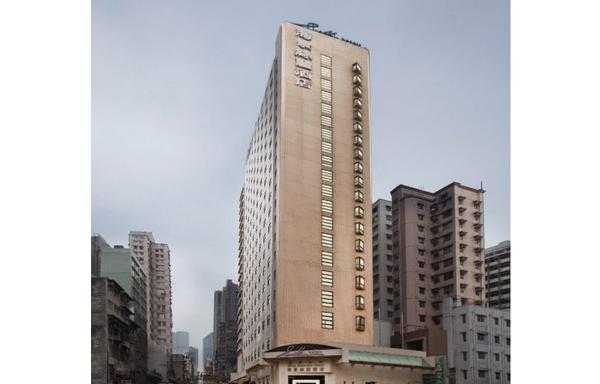 香港海景丝丽酒店(原帝豪海景)