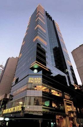 香港港岛太平洋酒店