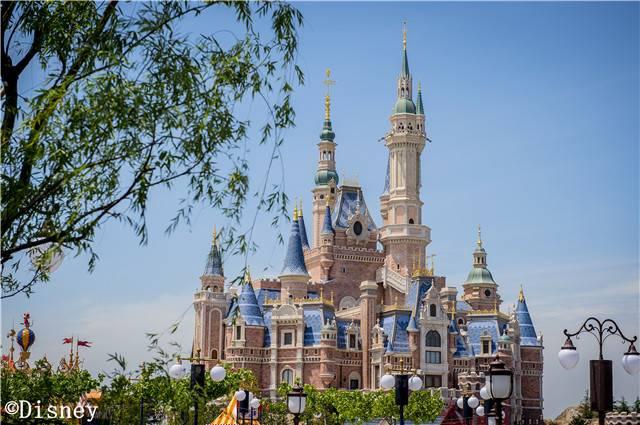上海迪士尼乐园【一日】儿童优惠票--1.0米-1.4米身高限定
