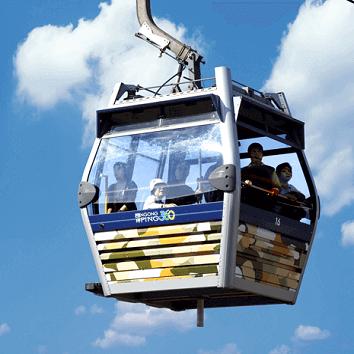 香港昂坪360纜車