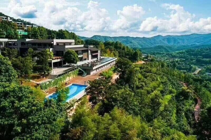 贛州大余大龍山生態酒店