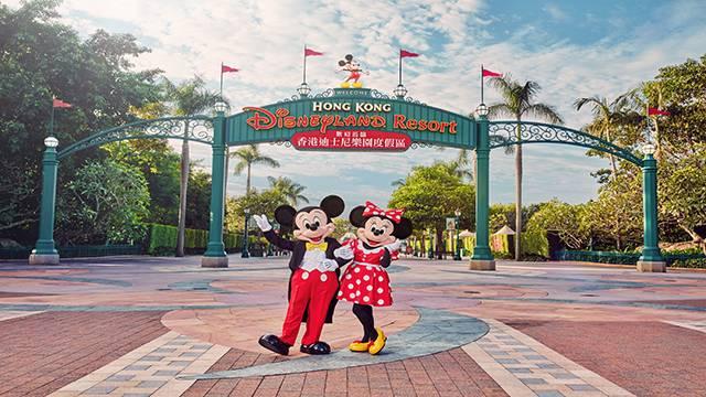香港迪士尼乐园1日小童门票+儿童餐券电子套票(有效期为:出票后半年内有效)