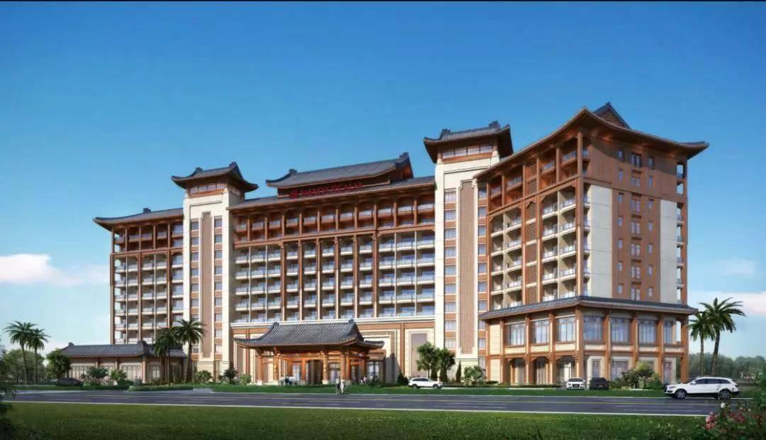 广州融创万达嘉华酒店