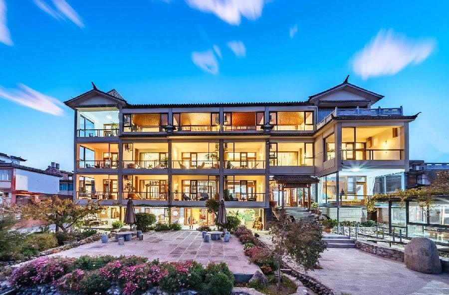 花筑·大理山海一隅海景酒店