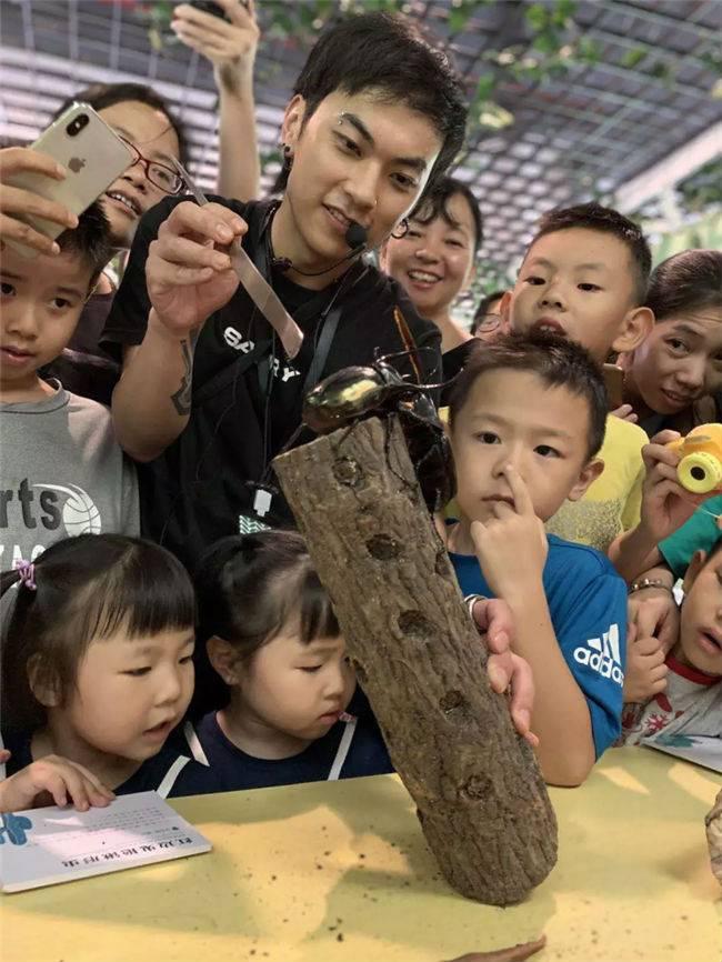 【广州·番禺·熊山谷】探索大自然秘密,解锁动物生态圈~¥19.9抢昆虫科普展门票~给孩子意想不到的奇妙知识!