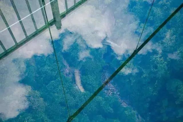 5折疯抢韶关云门山大门票 玻璃桥2大2小套票,一起来挑战高空玻璃桥!