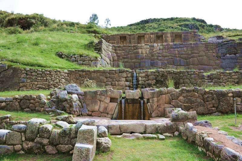 美洲旅游景点_秘鲁库斯科圣水殿