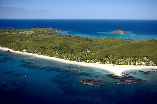 斐济亚萨瓦岛度假村