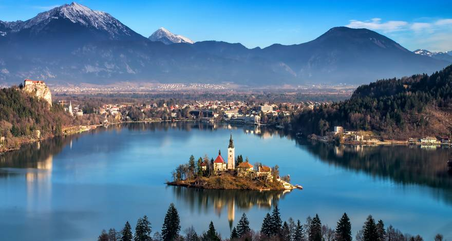 斯洛文尼亚-布莱德湖