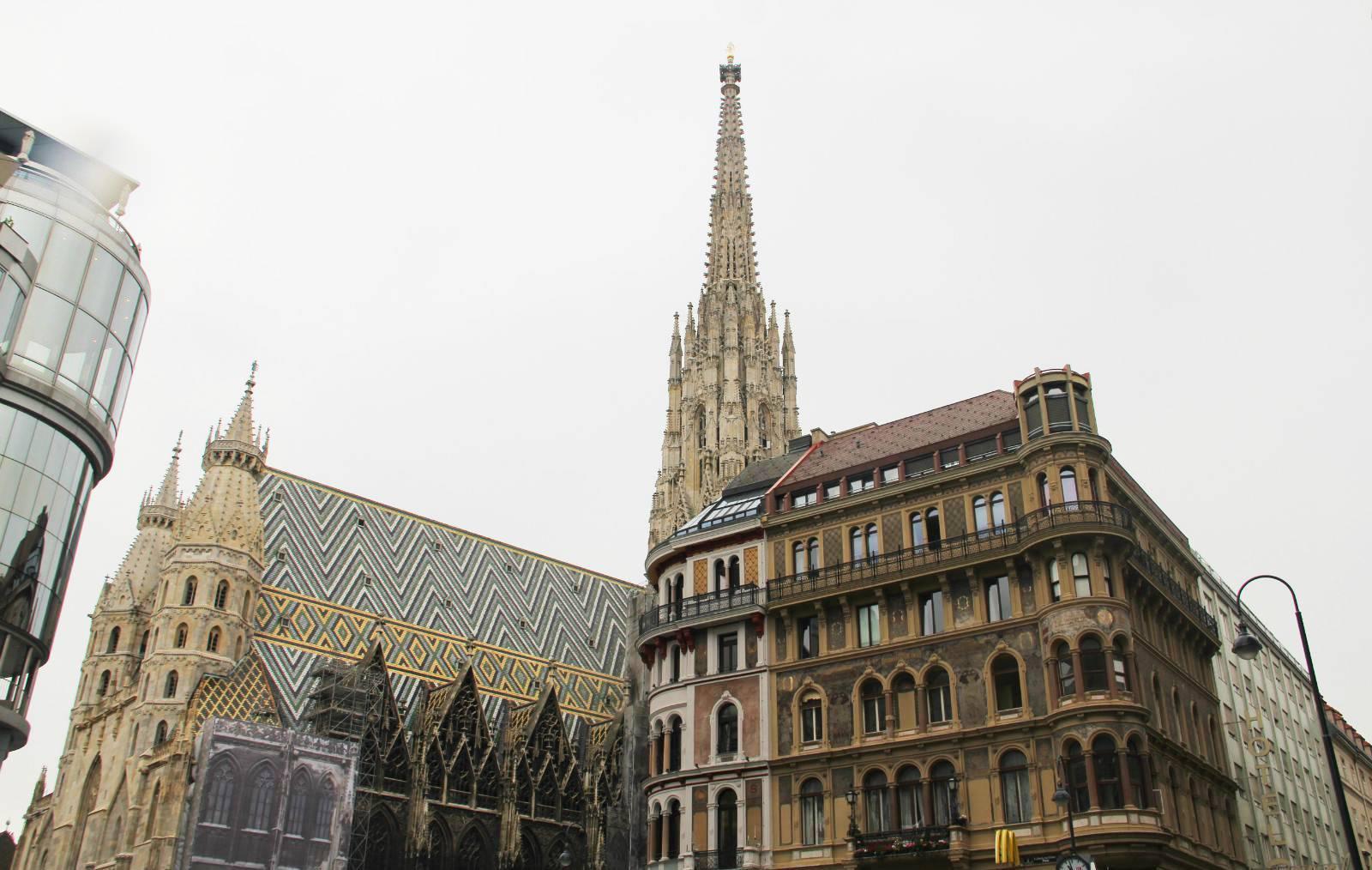 奥地利-圣史蒂芬大教堂