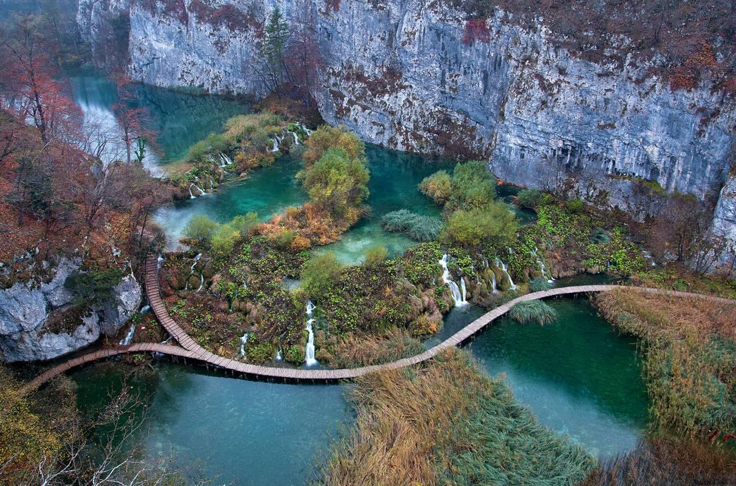 克罗地亚-十六湖国家公园