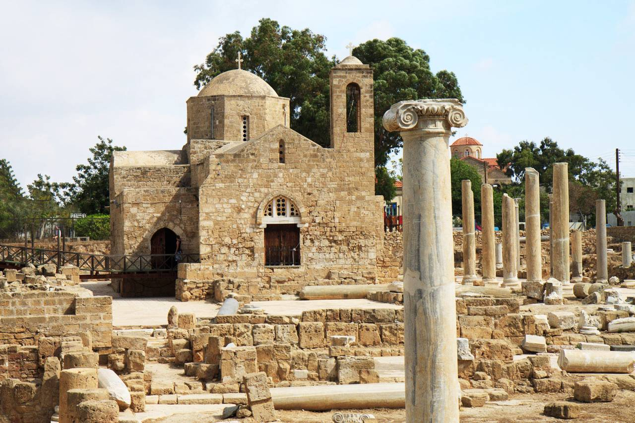 古希腊东正教大教堂