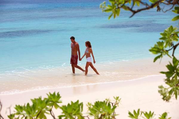 斐济天堂之爱度假村-沙滩