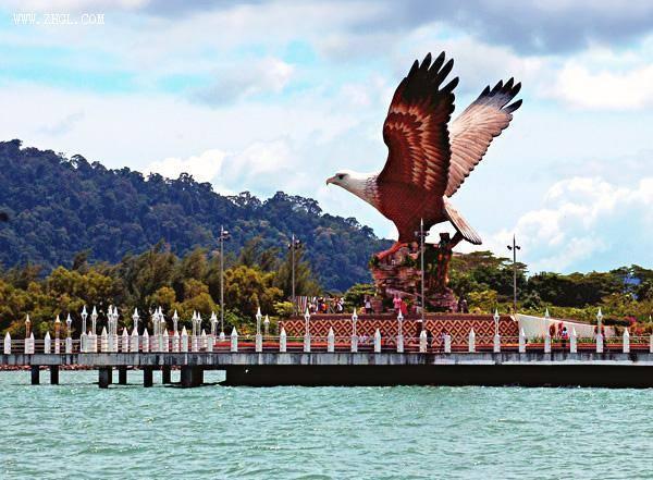 马来西亚老鹰广场