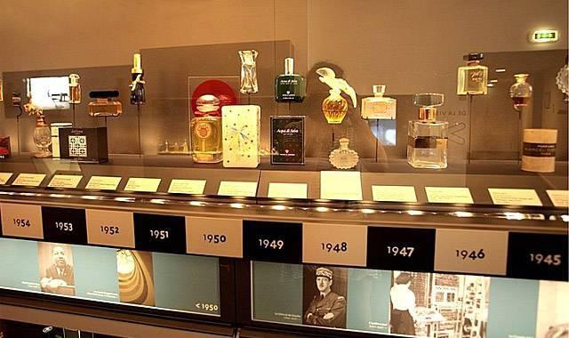 欧洲三国游:花宫娜香水博物馆