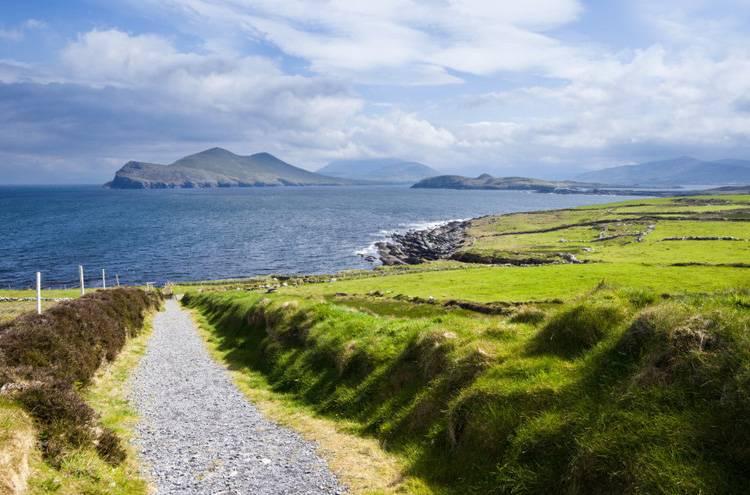 爱尔兰凯里之环风光