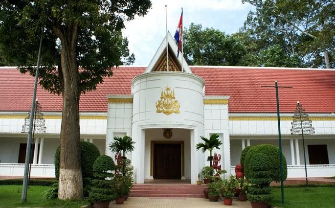 柬埔寨吴哥五天游_柬埔寨吴哥国王行宫