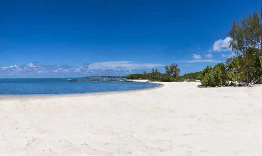 毛里求斯中央格兰德酒店-沙滩
