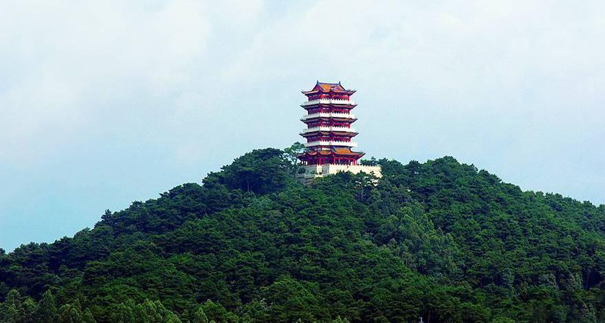 韶关丹霞山两日游:世界自然遗产丹霞山 南华寺 风采楼