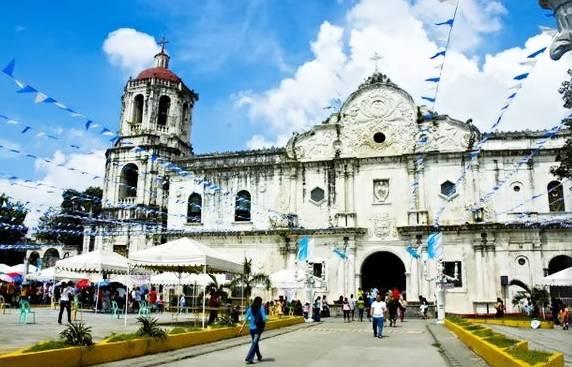 菲律宾宿务岛4天游:菲律宾圣婴大教堂