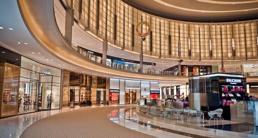 迪拜6天游:阿联酋迪拜Dubai Mall