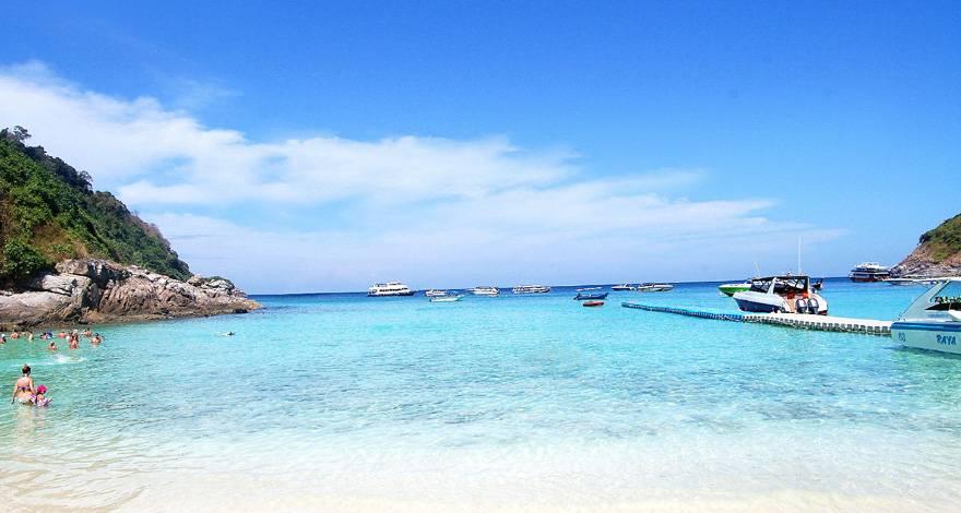 泰国普吉岛三星apk温泉度假村(在芭东海滩)6天4晚