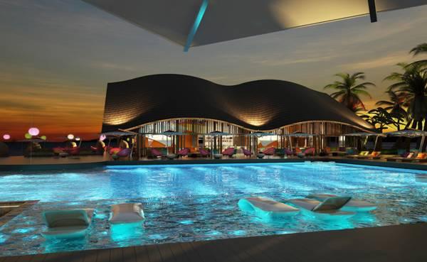 马尔代夫翡诺岛奢华别墅酒店Ocean View