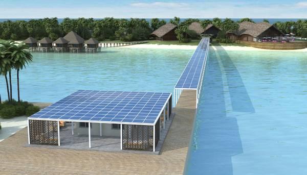 马尔代夫翡诺岛奢华别墅酒店-沙滩