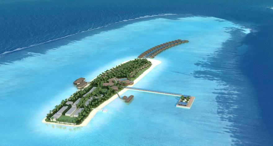 马尔代夫菲诺芙Finolhu Maldives六天四晚自由行,2晚沙滩别墅、2晚泳池水上别墅,含一日三餐【广州直飞】
