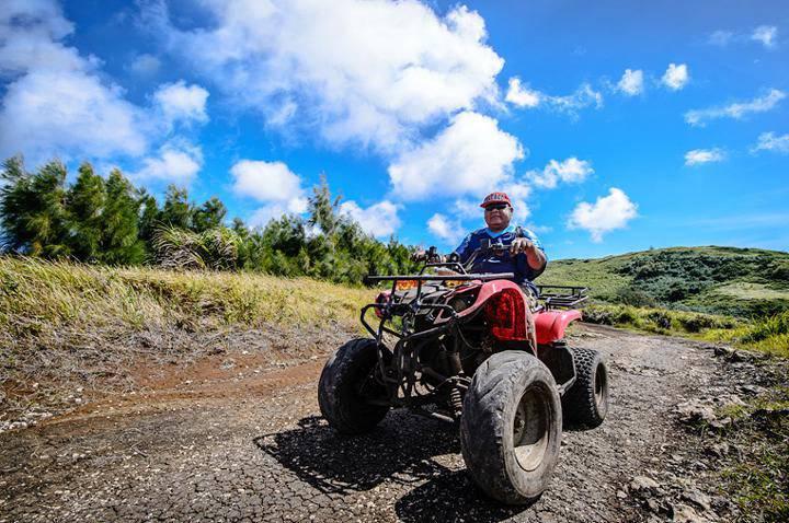 塞班ATV全地形越野车探险