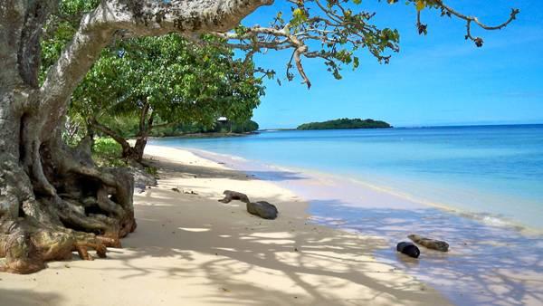 斐济托阔里奇岛喜来登水疗度假酒店沙滩