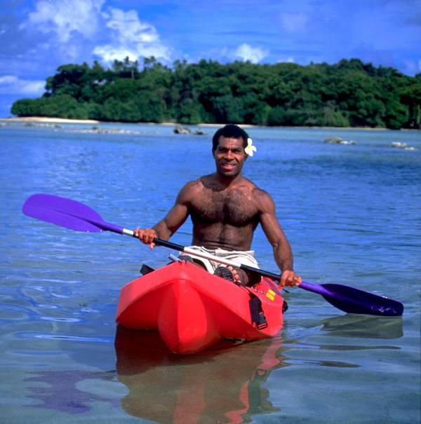 斐济托阔里奇岛喜来登水疗度假酒店水上活动
