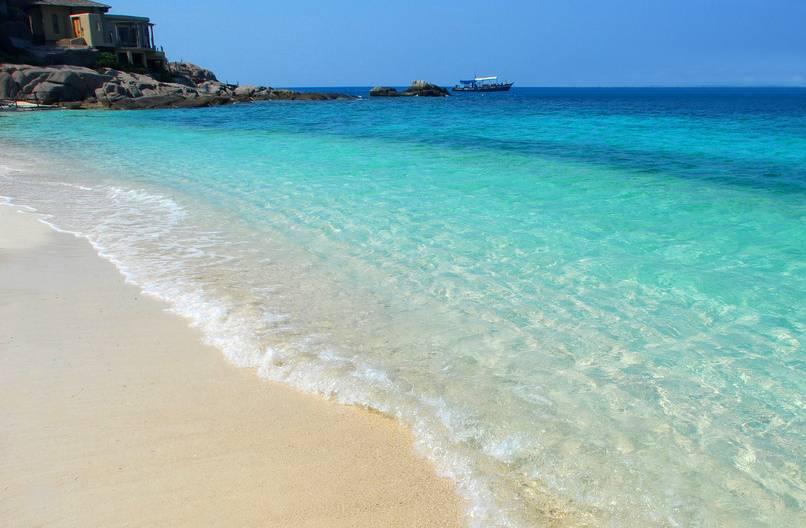 苏梅岛六天游:苏梅岛海滩